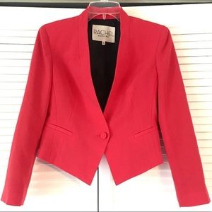 Rachel Roy Red Blazer Jacket